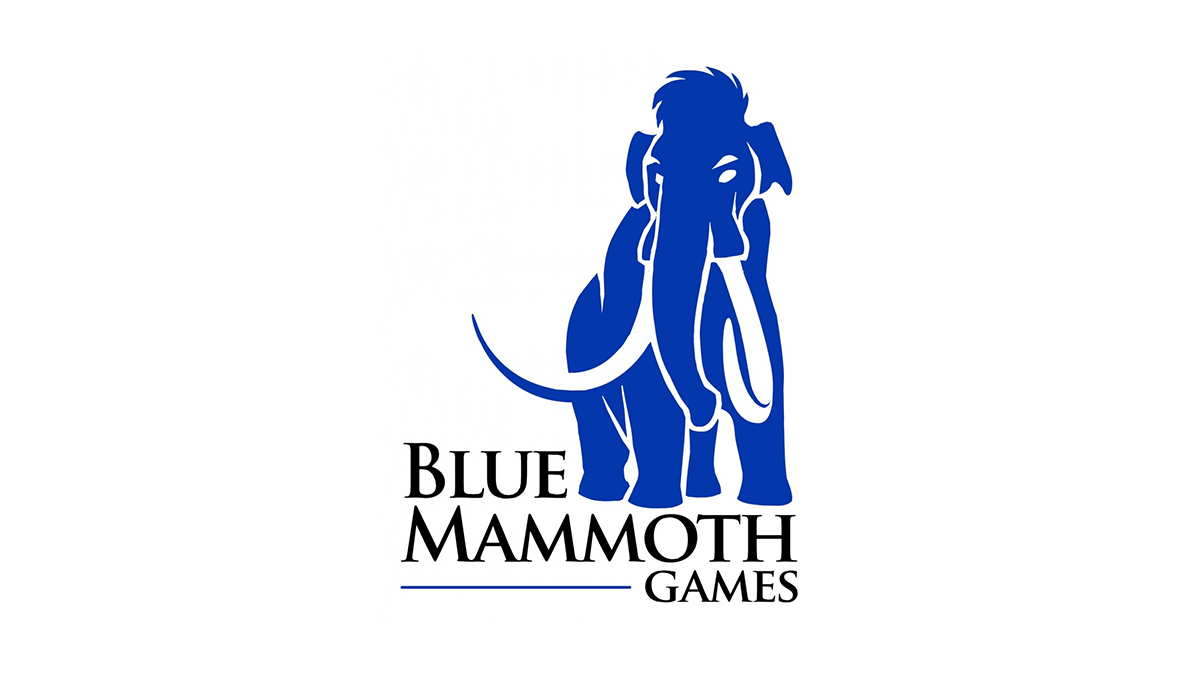 Sponsor Logo Blue Mammoth Games